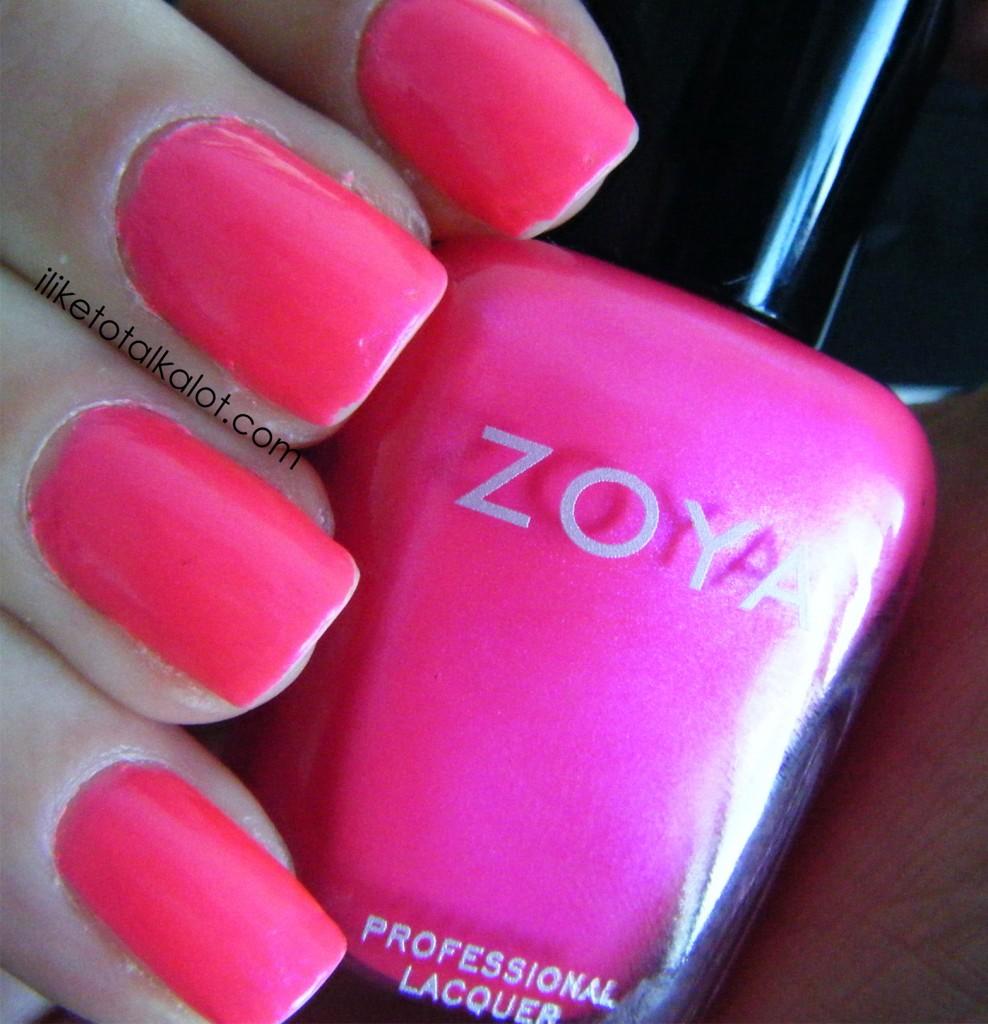 Zoya Nail Polish Color Swatches 61