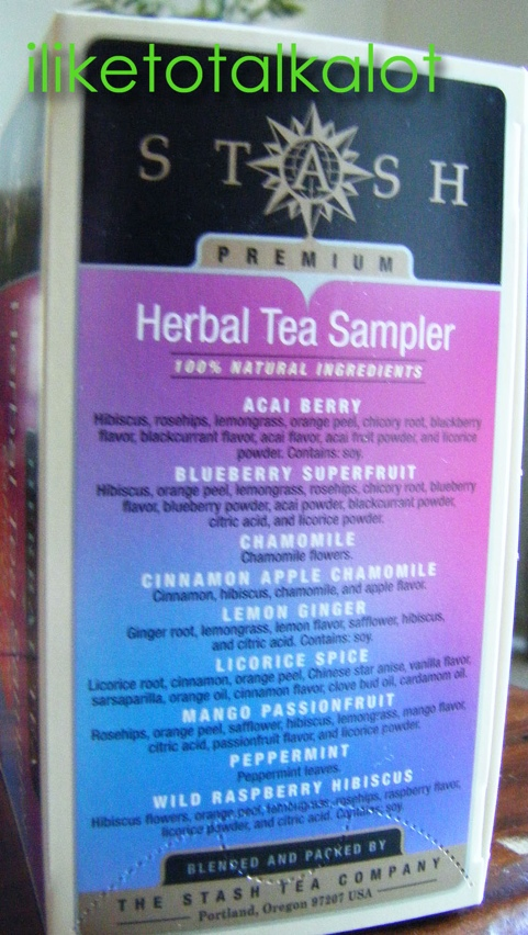 stash herbal tea sampler