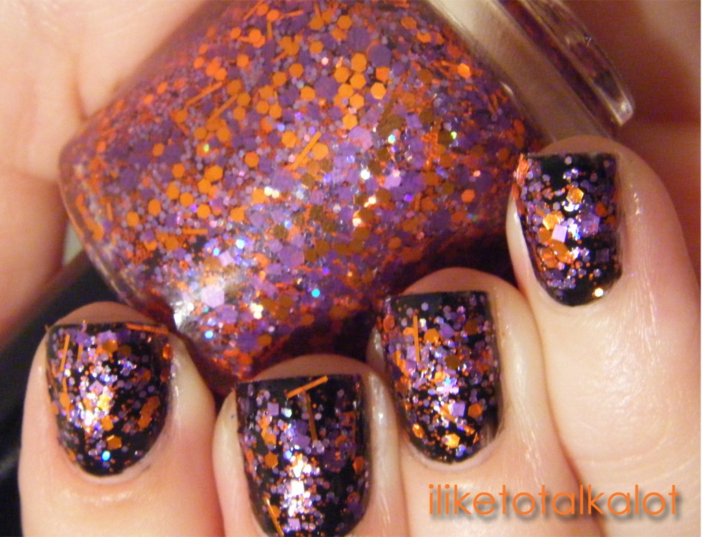 iliketotalkalot rainbow polish medicated 1