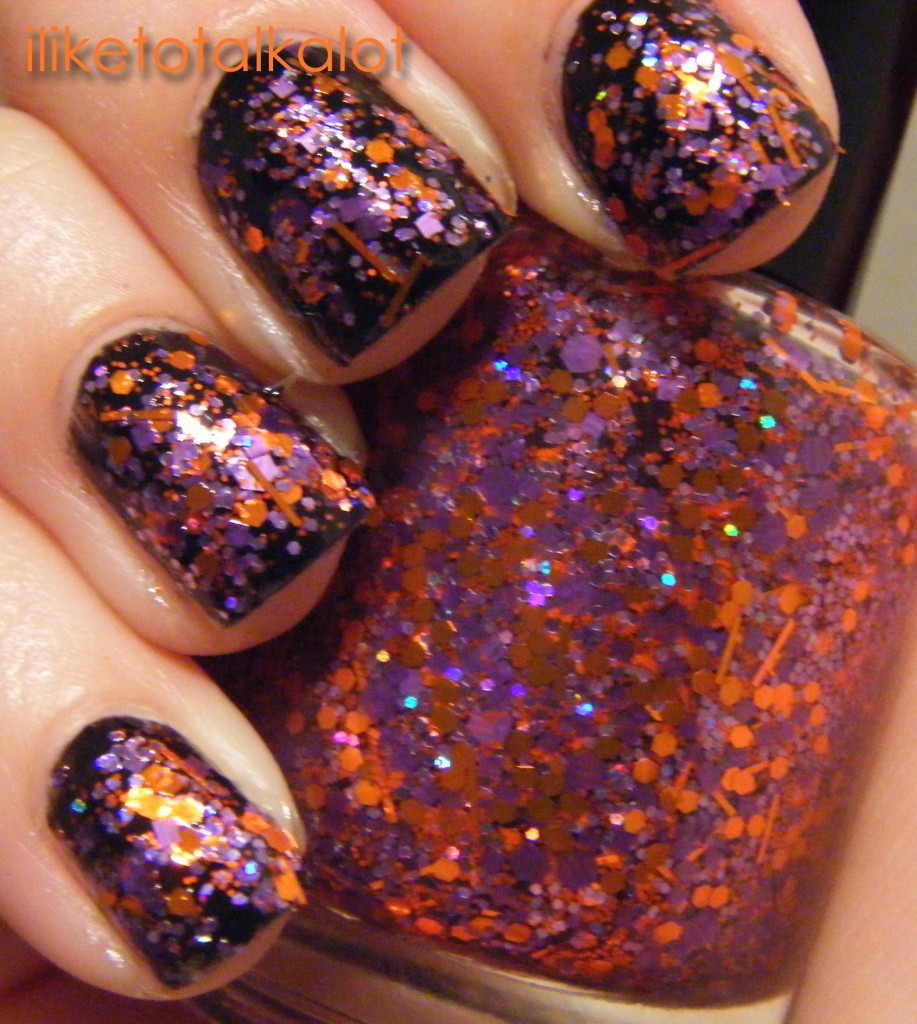 iliketotalkalot rainbow polish medicated 2