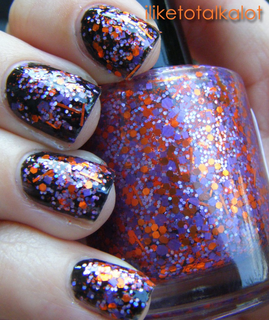 iliketotalkalot rainbow polish medicated 3