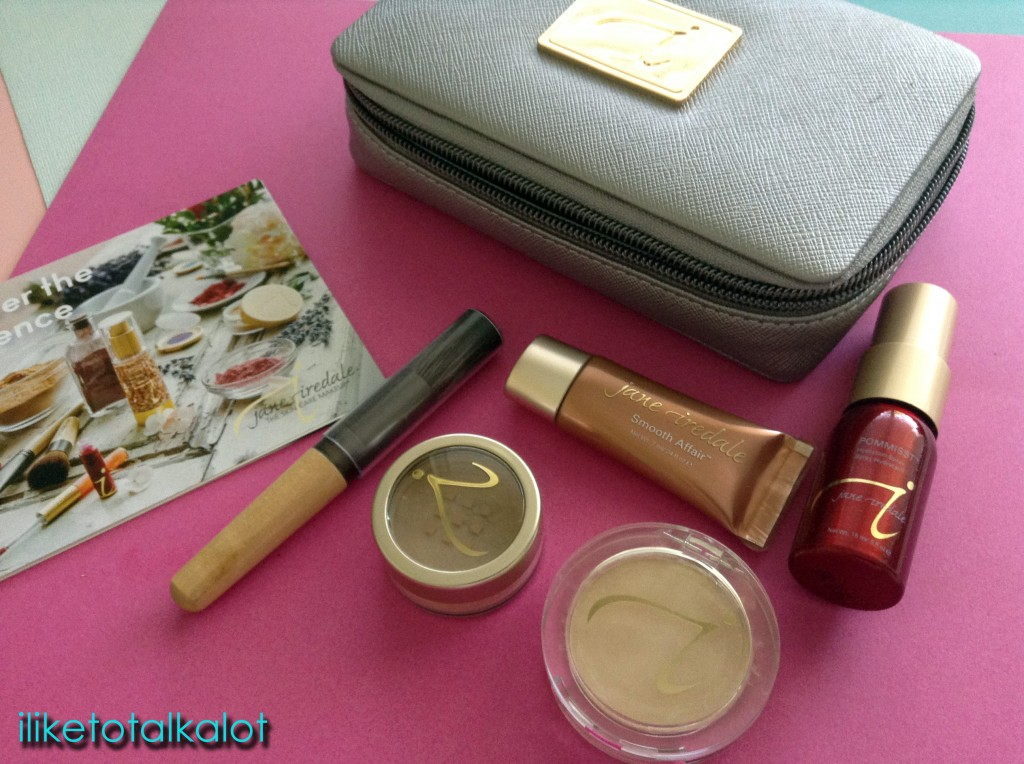 jane iredale starter kit vogue influencer iliketotalkalot