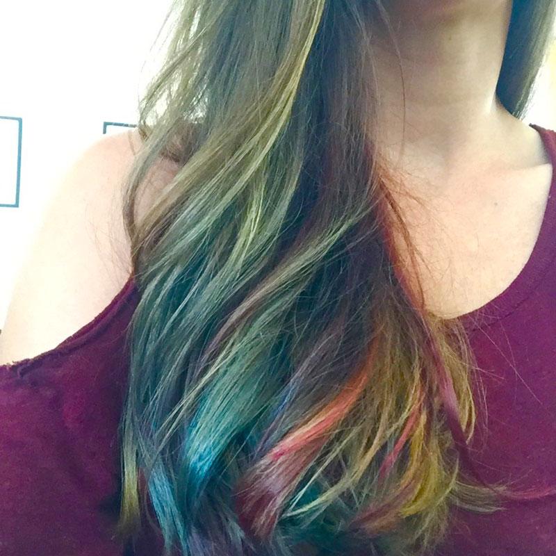 colorsmash hair spray review by iliketotalkblog