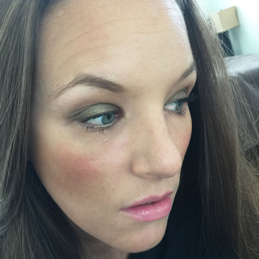 nudestix magnetic eye color  olive queen review by iliketotalkblog
